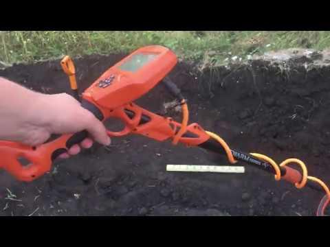 Тест Ground EFX MX200E с катушкой от фирмы Gerris