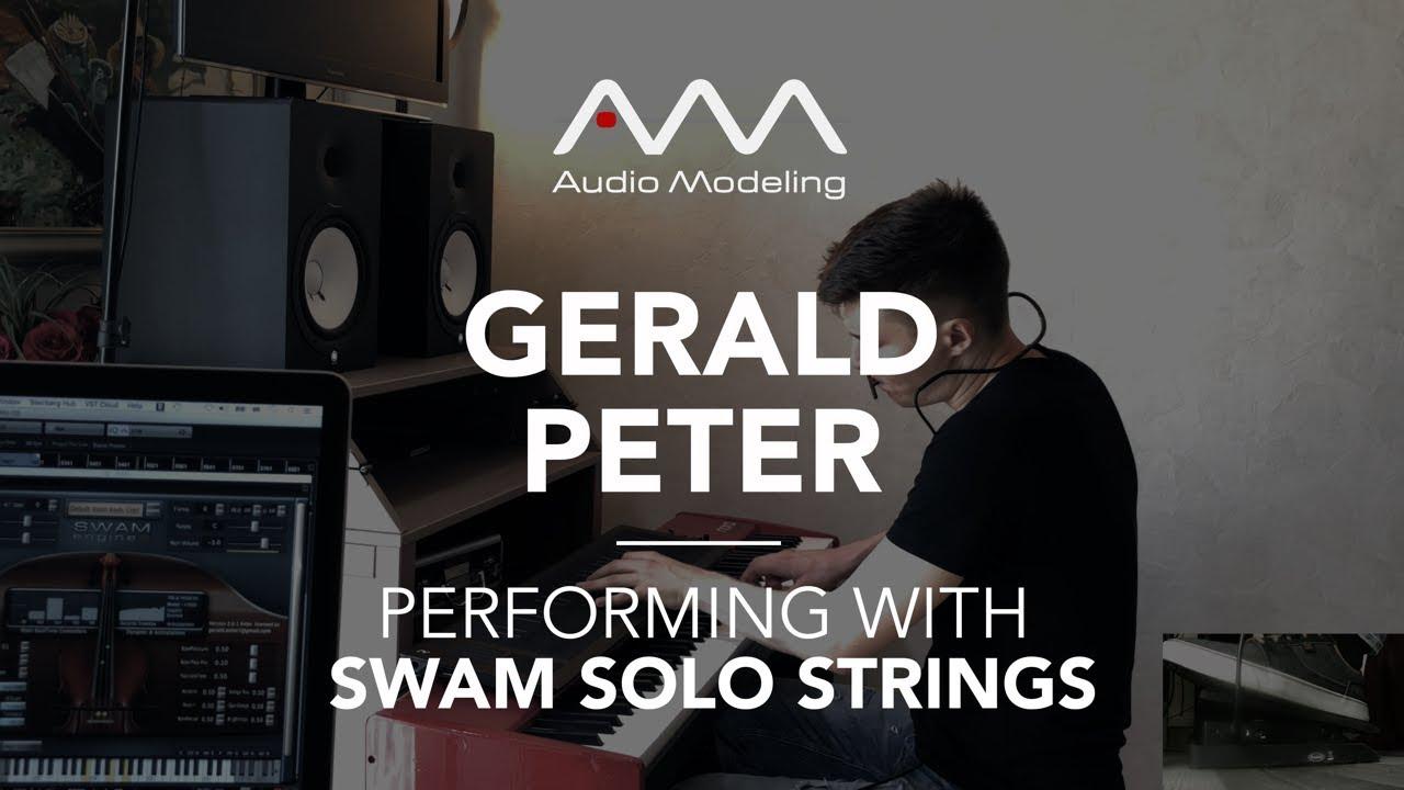 SWAM Violin | Audio Modeling