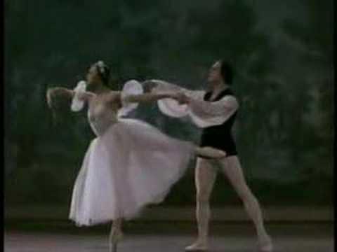 galina ulanova les sylphides waltz