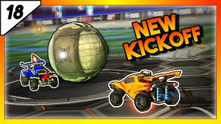 Testing out the nęw fast kickoff | 1's Until I Lose Ep. 18 | Rocket League