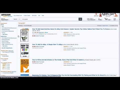 How to make money writing articles on Amazon and more