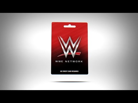 Get the WWE Network Prepaid Card - Available at 7-Eleven, Walmart and GameStop