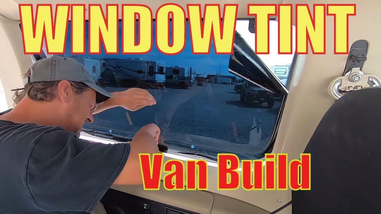 Curtains Window Tint Rv Prepper Wayne Youtube