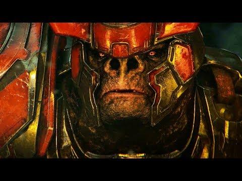 HALO WARS 2: AWAKENING THE NIGHTMARE All Cutscenes (Game Movie) 1080p HD