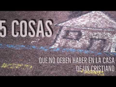 5 COSAS Que No Deben Haber En La Casa De Un Cristiano - Pastor Oscar Herrera