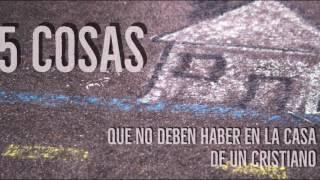 5 COSAS que no deben haber en la casa de un cristiano - Pastor Oscar Herrera thumbnail
