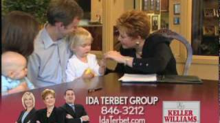 Call the Ida Terbet Group When You Need to Sell Your Home!
