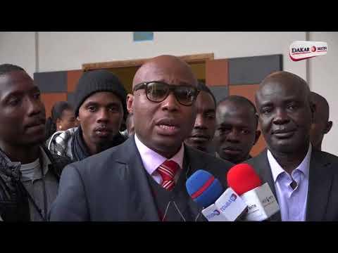 Barthelemy Diaz dément le PM et menace Me Oumar Youm et Sidiki Kaba