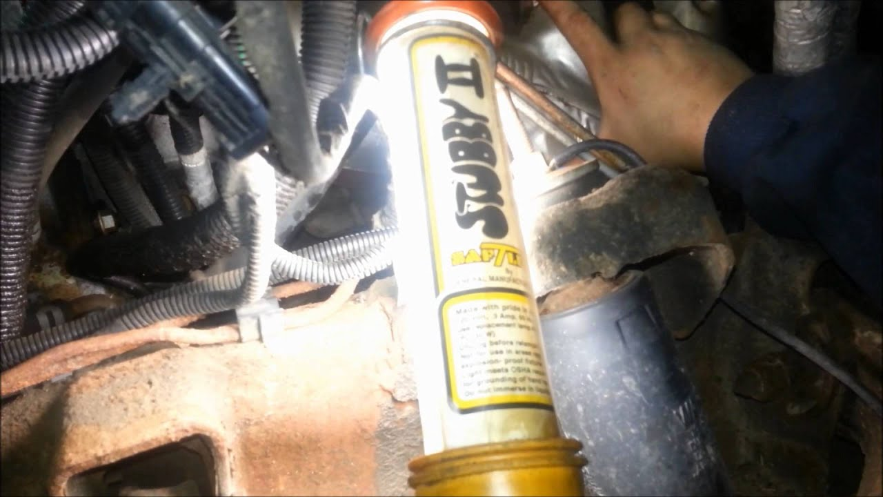 Fixing Broken Exhaust Bolts On Gm 4 8 5 3 6 0 V8 Engines