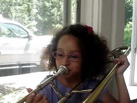 Trombone girls