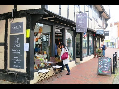 The Godalming Food Company (Wine Tasting, Bar, and Shop)