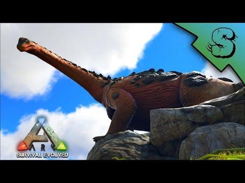TITANOSAURUS TAMING ATTEMPT! | Ark: Survival Evolved [S2E23]