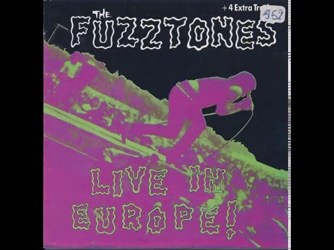 THE FUZZTONES PSYCHOTIC REACTION