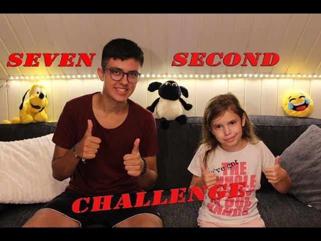 7 second challenge - ft. Lili