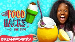 CAKE in a LEMON?! + More Crazy Baking Hacks! | FOOD HACKS FOR KIDS
