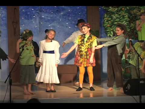 "Children's Theater Performance of ""Peter Pan"" Highlights ..."