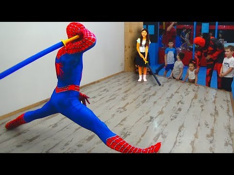 Мультфильм человек паук для детей 5 лет