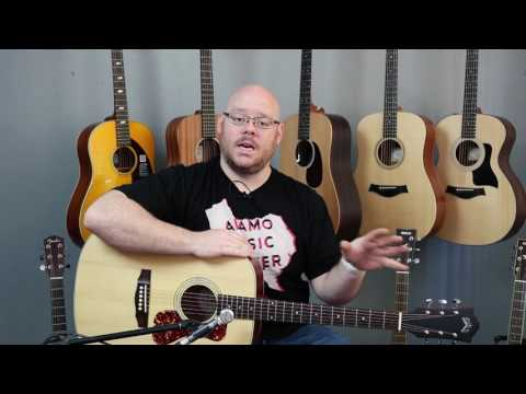 10 Best Acoustic Guitars for Beginners 2017