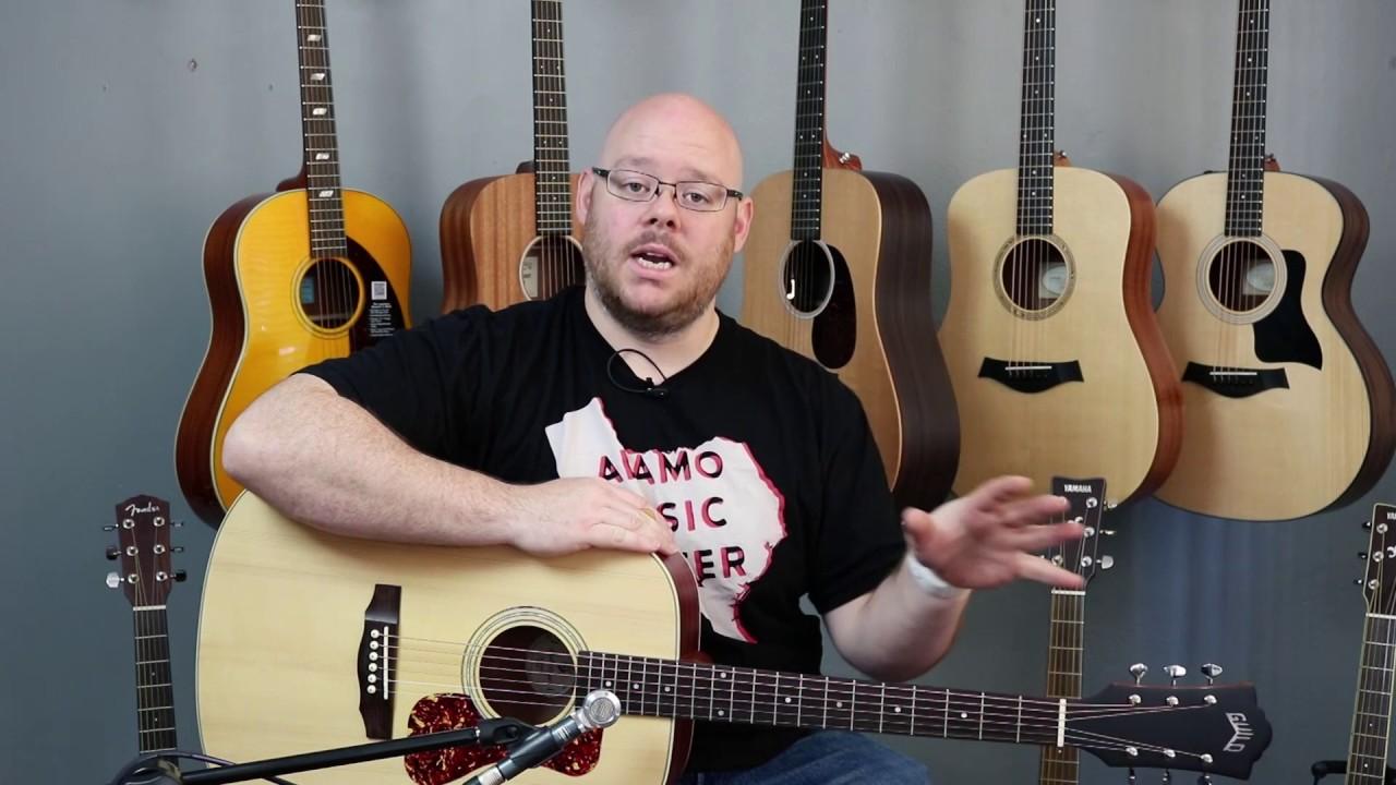 10 best acoustic guitars for beginners 2017 youtube. Black Bedroom Furniture Sets. Home Design Ideas