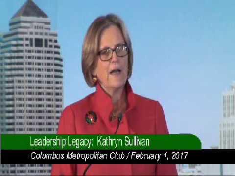 Kathryn Sullivan: Astronaut, Scientist, Head of NOAA