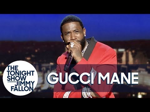 Billy the Kidd - Gucci Mane Hits The UT Campus With Jimmy Fallon