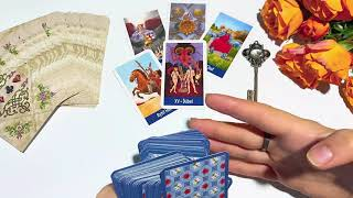 WHO? WHEN? HOW? WILL MAKE YOU HAPPY? Tarot ONLINE/ MOON TAROT