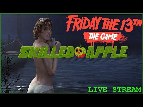 Happy Monday! Ultimate Friday The 13th PS4 Gameplay - Friday