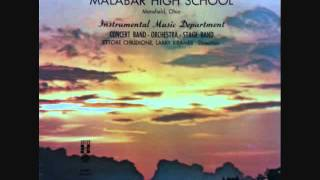 Malabar HS Band, Orchestra, Stage Band - 1970