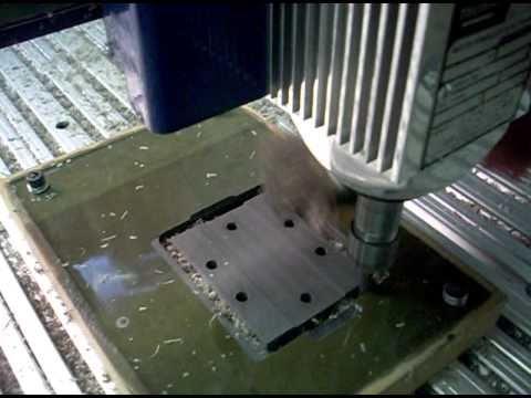 FRESADORA CNCX 850 - CNC MOTION thumbnail