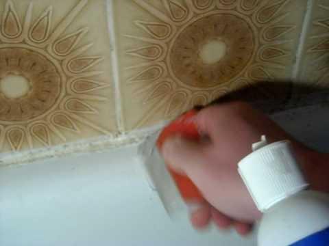 Comment Enlever La Silicone De Votre Bain Avec ReMovAvi  Youtube