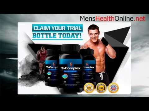 T-Complex Review - Naturally Stimulate Testosterone Hormones For Ultimate Male Performance