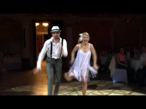 Roberto & Deni Wedding Dance - A little party never killed nobody