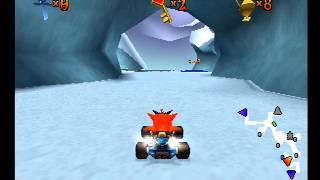 Crash Team Racing - Vizzed.com GamePlay Glacier Park - User video