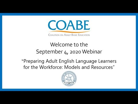 Preparing Adult English Language Learners For The Workforce: Models And Resources