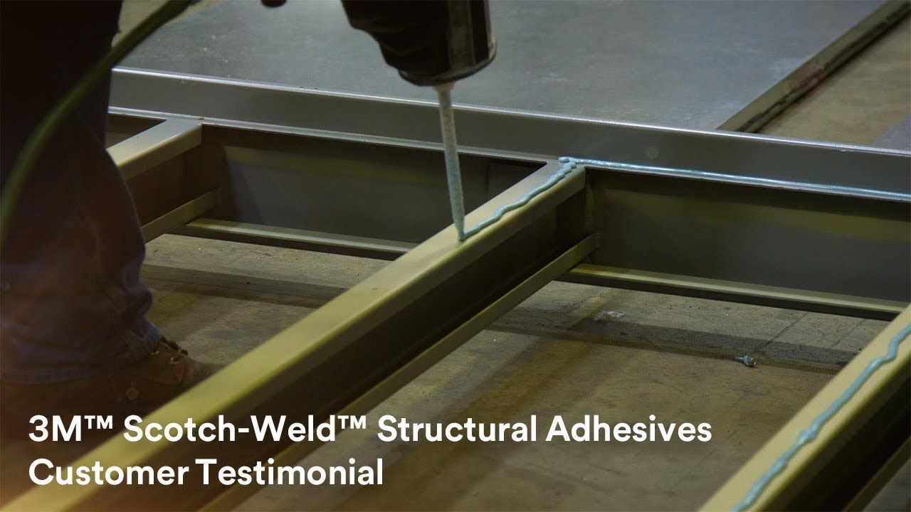 Testimonial: Innovent Replaces Mechanical Fasteners with Acrylic ...