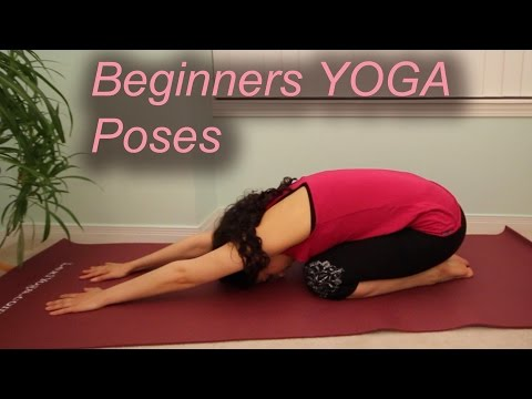 Beginners Yoga Poses