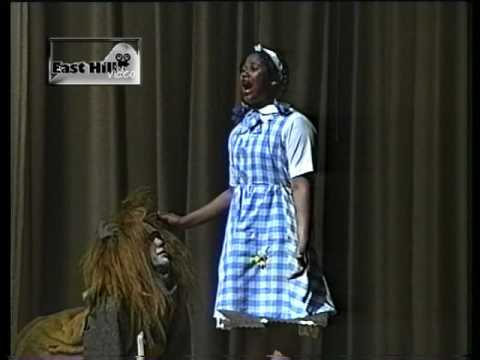 JAZMINE SULLIVAN sings HOME from THE WIZ at 11 years old ashanti stephanie mills also did it