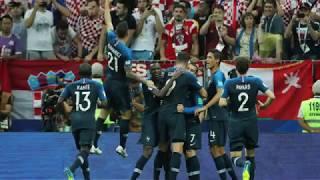 Francia se impone a Croacia y gana su segundo Mundial thumbnail