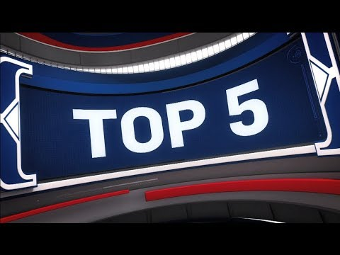 NBA Top 5 Plays of the Night | January 22, 2019 thumbnail