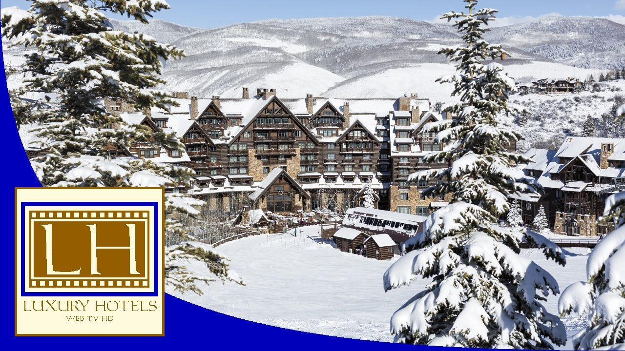 Luxury Hotels Bachelor Gulch Avon Co