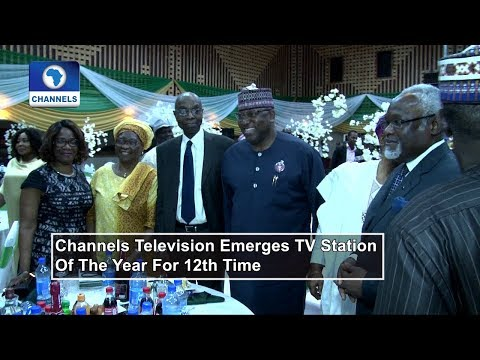 Channels Television Emerges TV Station Of The Year For The 12th Time