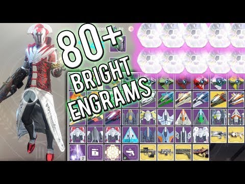 120$ of BRIGHT ENGRAMS - Is TESS Worth it?! - Destiny 2