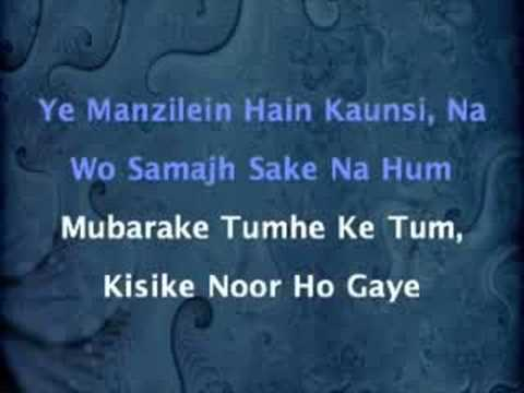 Old hindi songs - with lyrics