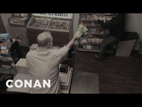 The E.Coli Outbreak Has People Terrified Of Romaine Lettuce - CONAN on TBS