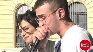 Red Box | Dolcenera e Capo Plaza, prove Battiti Live Radio Norba