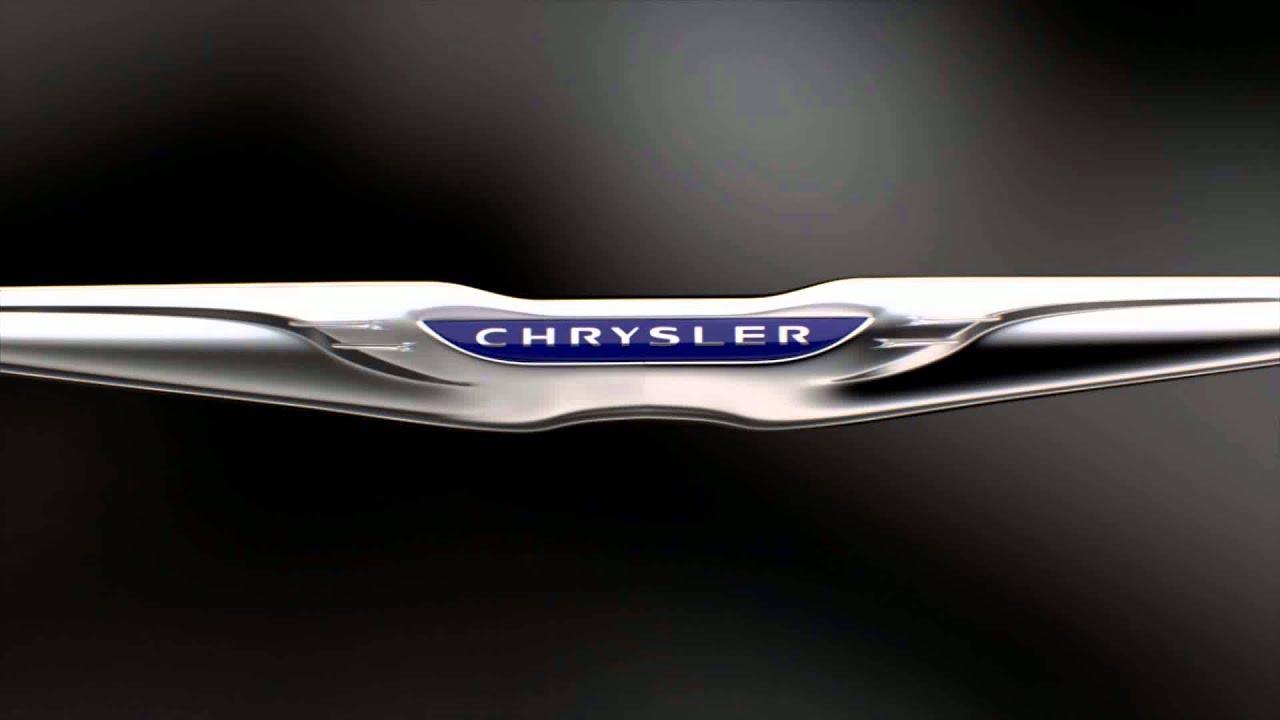 Chrysler Logo 3D model...