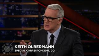 keith olbermann we were invaded   real time with bill maher hbo