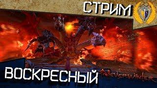 Воскресный стрим PС #75, игра Neverwinter фармим ОДГ