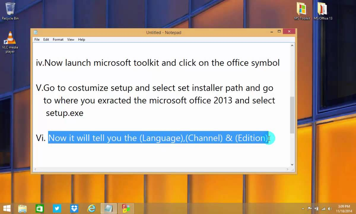 Download microsoft toolkit 2.3.2 stablee