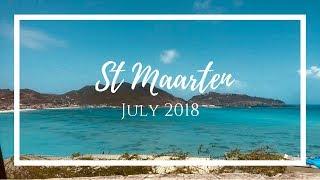 St Maarten // 2018 // Travel Vlog